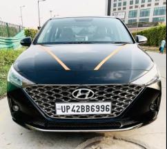 Hyundai Fluidic Verna 1.6 VTVT SX, 2020, Petrol