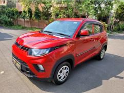 Mahindra KUV 100 2016-2017 mFALCON G80 K4 Plus, 2018, Petrol