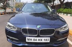 BMW 3 Series 320d Luxury Line Plus, 2017, Diesel