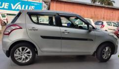 Maruti Suzuki Swift ZXI, 2011, Petrol