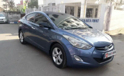 Hyundai New Elantra, 2013, Petrol