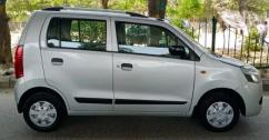 Maruti Suzuki Wagon R 1.0 LXi, 2011, Petrol