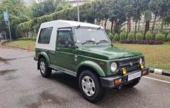 Maruti Suzuki Gypsy King Soft Top MPI BSIV, 2015