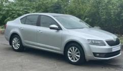 Skoda Octavia 2013-2017 Elegance 1.8 TSI AT, 2014, Petrol