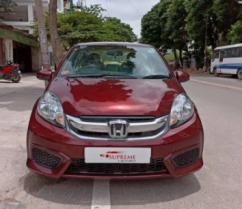 Honda Amaze 1.2 SMT I VTEC, 2017, Petrol