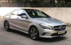 Mercedes-Benz CLA Urban Sport 200d, 2020, Diesel