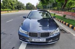 BMW 7 Series, 2018, Diesel
