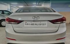 Hyundai Elantra model 2016