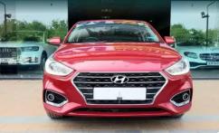 Hyundai Verna CRDi 1.6 AT SX Plus (2018)