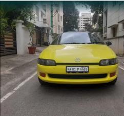 Toyota Sera modal 1996 petrol