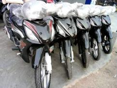Haojue female bikes for sale
