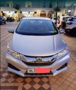 Honda City model 2014