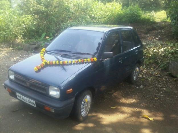 Selling Maruti 800