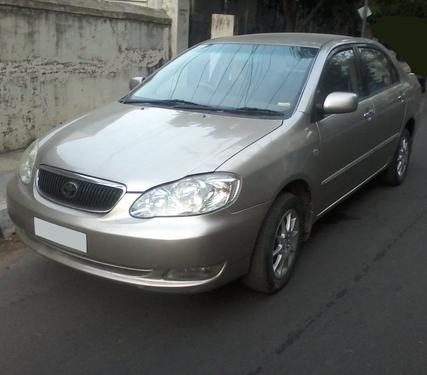 Toyota Corolla H5 1.8E 2007 Gold 58000 km Price 300000/-