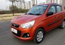 Maruti Suzuki Alto K10 Vxi 2017 Petrol