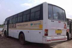 Less Used 49 Seater Bus