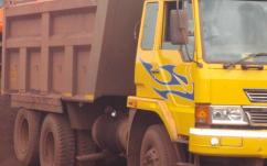 AMW Tipper In Well Maintained Condition