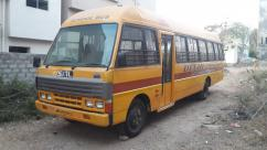 SWARAJ mazda school bus 41 seater 2014 model