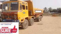 Ashok Leyland Tipper K202, 2011 Model AL 3116 TIPPER 12 TYRE CONVERSION