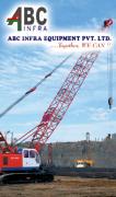 Boom lift rental in Pune  ABC Infra Equipment Pvt. Ltd.