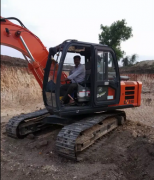 2015 TATA Hitachi Ex110 at RS.2850000 in good condition