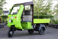 battery opperated 3 wheeler vechile