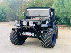 Jain modified Jeeps_All models available on order_