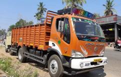 2019registration ashok layland boss 1113 single owner