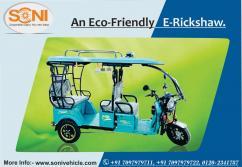Soni E- Rickshaw