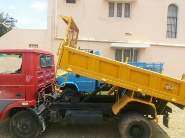 Tata 407 tipper 2 owners only