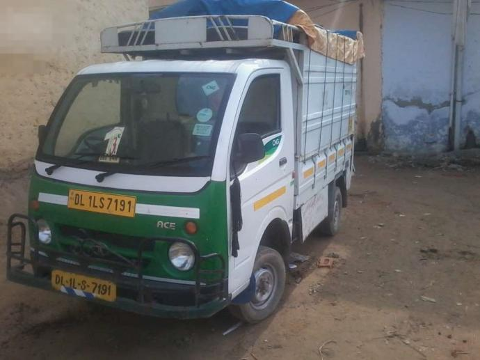 2013 Tata Ace selling in gurgaon
