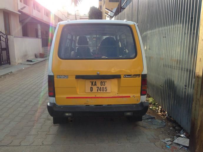 Omni Cargo MPFI Yellow Board Single Owner Good Condition for sale.