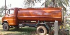Water Tanker 1994 Model