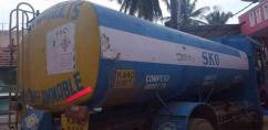 Petrol Tanker In Well Maintained Condition