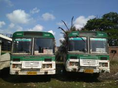 APSRTC Hired buses for sale - 56 seater