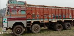 Eicher Truck  12 chaka Modal 2016