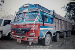 Trucks Eicher 6037 Year 2018 KM driven150,000 km