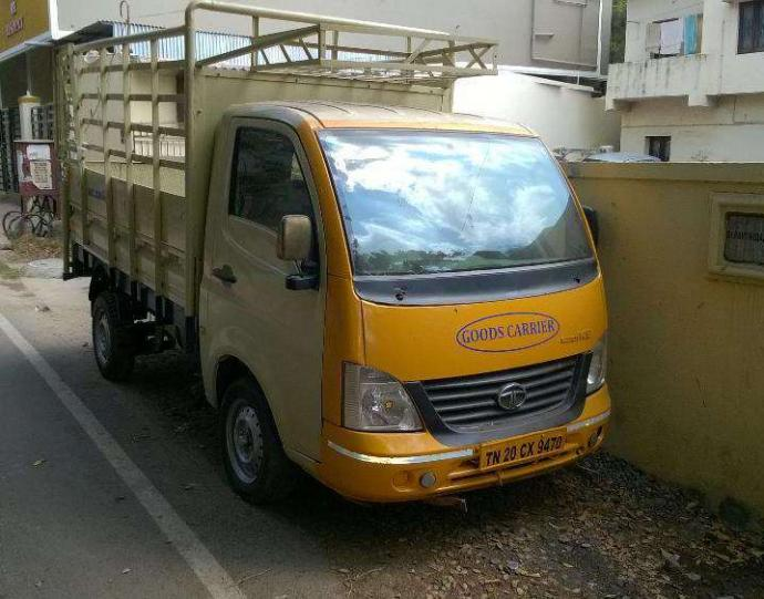 2012 Tata Super ACE, 2013 Registered, Single owner, 35000 km