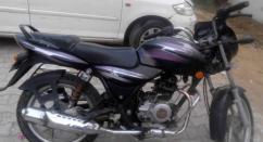 2009 Model Bajaj Discover