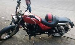 Bajaj Eliminator 2001 Model Bike
