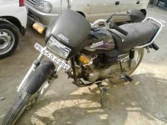 Well Maintained Hero Honda Bike Available