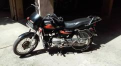 Hero Honda Splendor In Black Color
