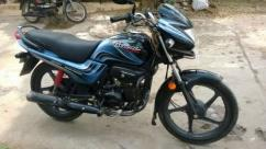 Hero Honda Passion Pro Available