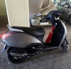TVS jupiter 2017 Model Available