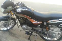TVS Star City 2014 Model Bike Available