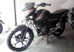 2013 Model Bajaj Discover Bike