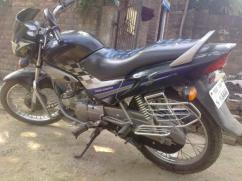 Hero Honda Glamour 2015 Model Bike