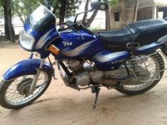 Well and great Maintained TVS bike