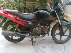 Hero Honda 2017 model bike