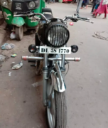 used royal enfield motorcycle 1990 for sale in Pahari Dhiraj, Delhi, Delhi